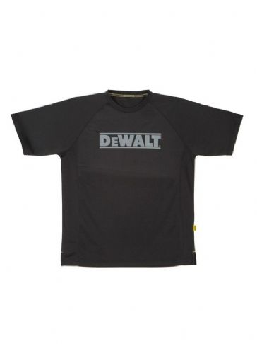 Dewalt Easton PWS Cool Work T-Shirt (Black)